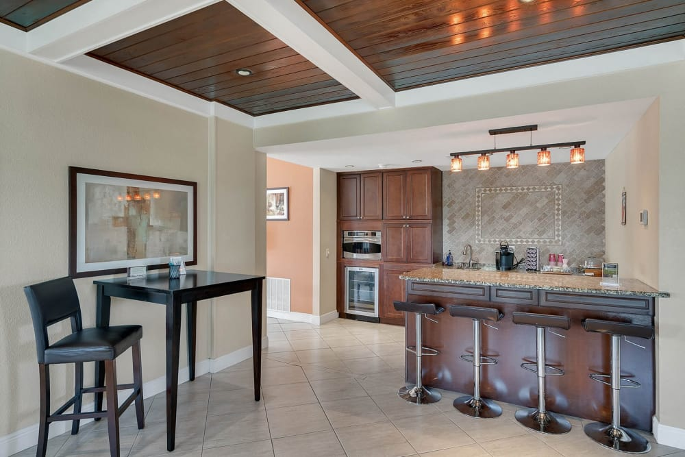 Our apartments in Altamonte Springs, Florida showcase a modern clubhouse