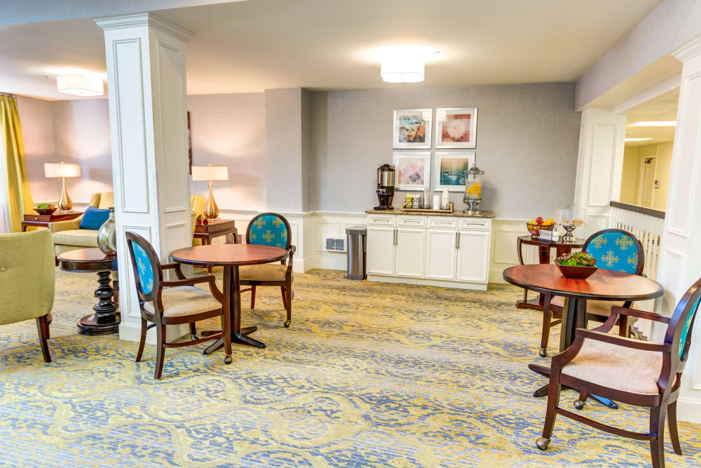 Memory Care at Queen Anne Manor Senior Living