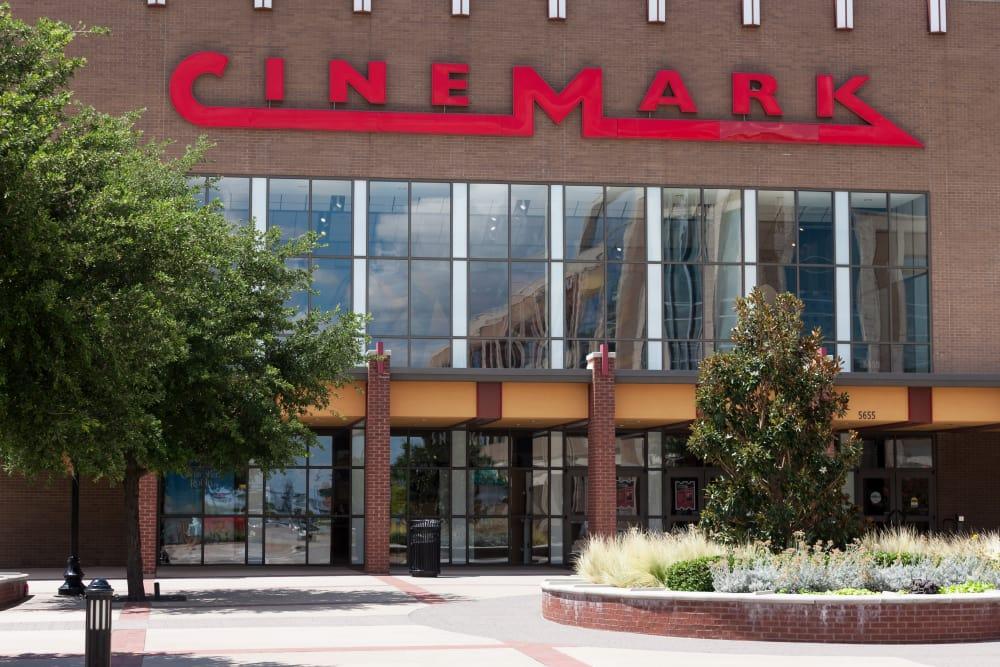 Cinema near Alta Frisco Square in Frisco, Texas