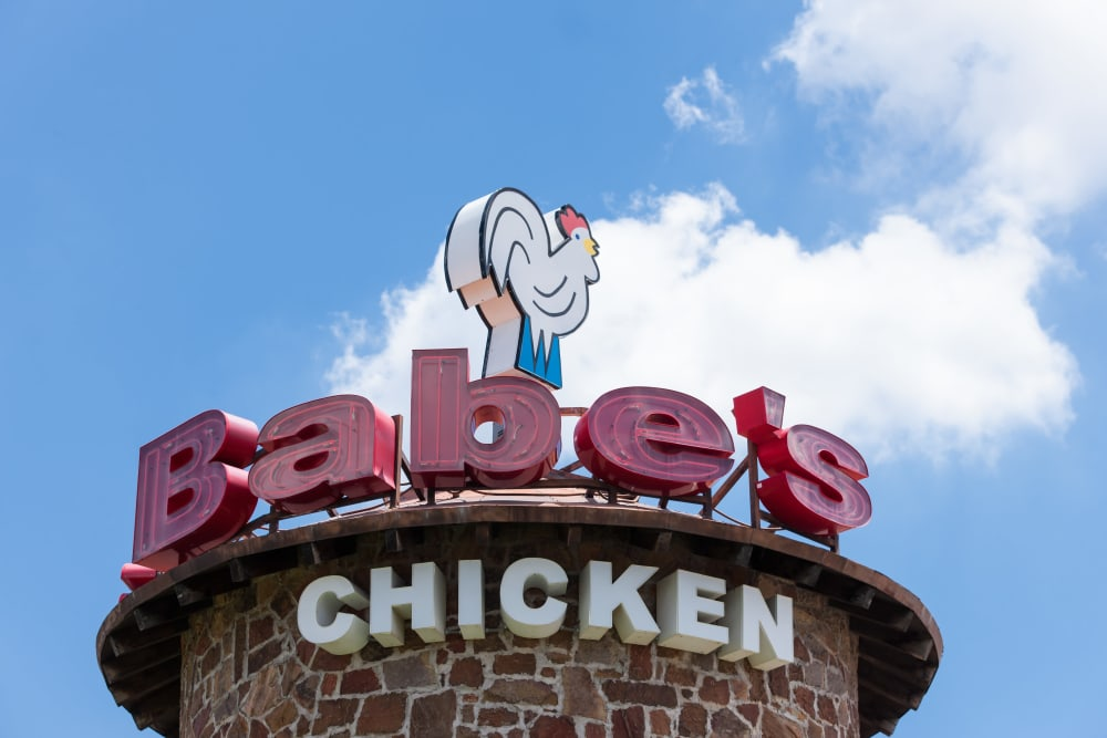 Babe's Chicken in Frisco, Texas near Alta Frisco Square