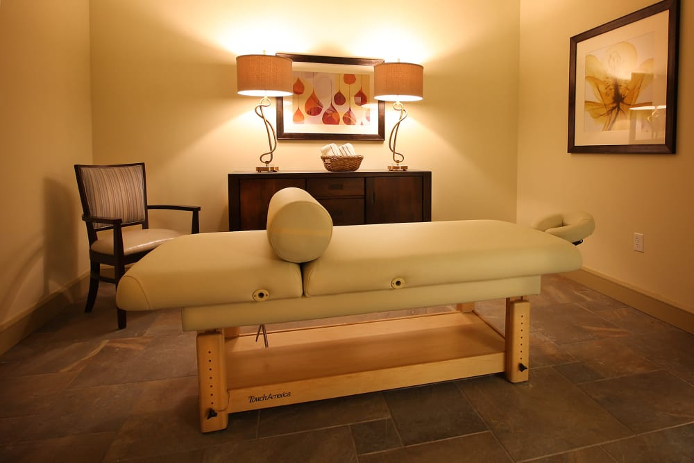 Prairie House Assisted Living and Memory Care offers a spa & salon in Broken Arrow, Oklahoma
