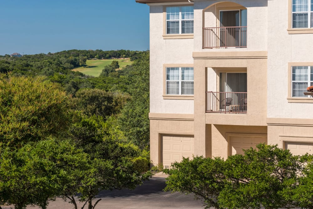 Apartments with a Private Balcony in San Antonio, Texas