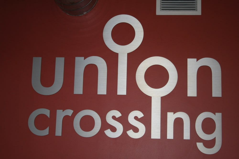 Welcome at Union Crossing in Lawrence, Massachusetts