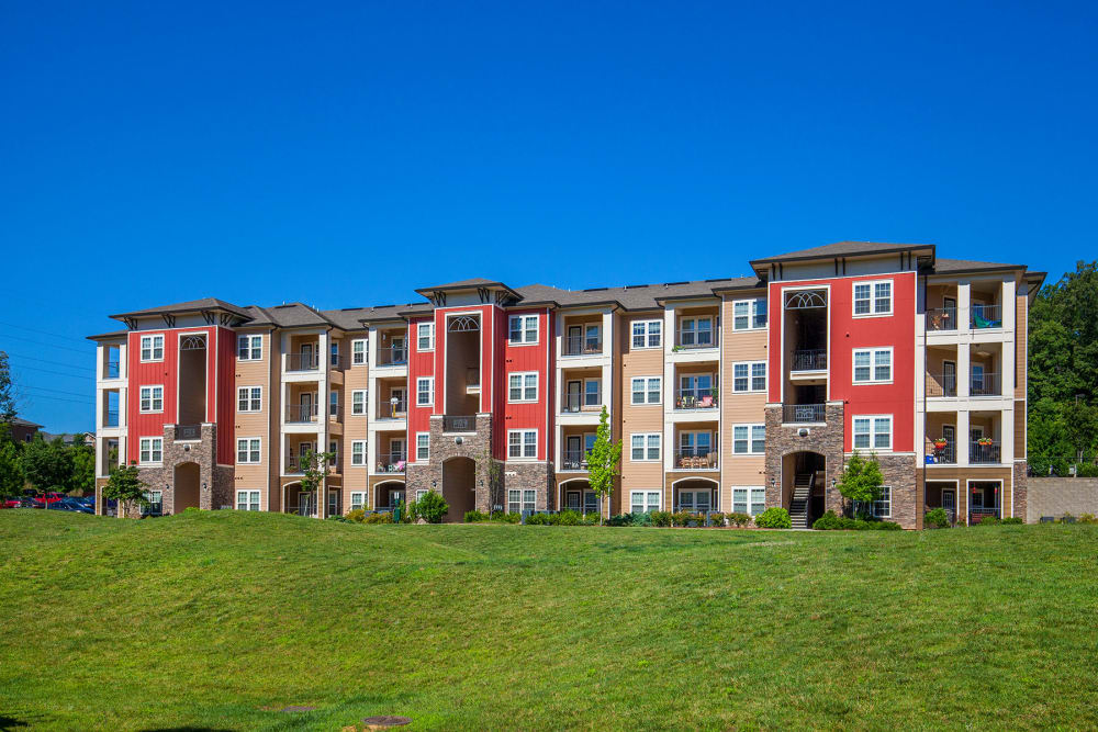 Building at Integra Hills Apartment Homes in Ooltewah, TN