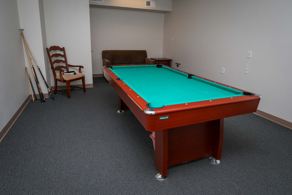 Game Room at Turtle Creek Apartments in Getzville, New York