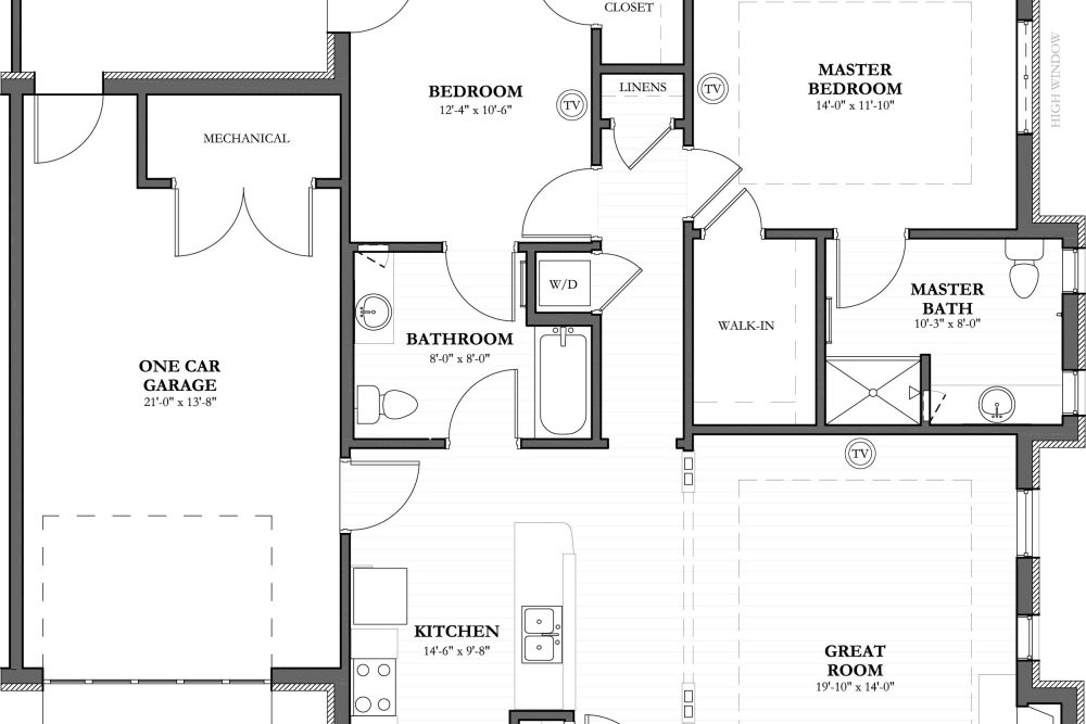 Cottage - 2 Bed - 2 Bath