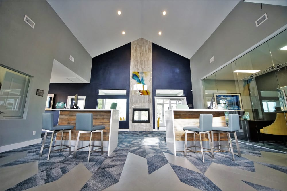 Enjoy Apartments with a Clubhouse at The Pines at Castle Rock Apartments