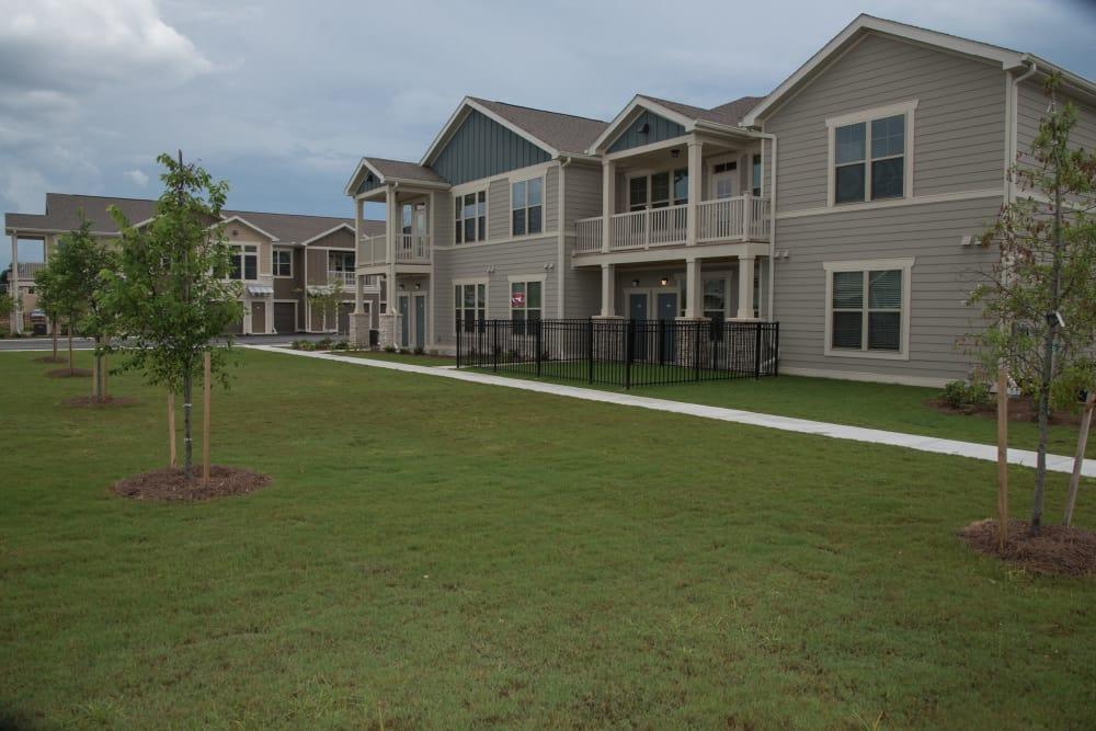 Apartment view at Springs at Juban Crossing