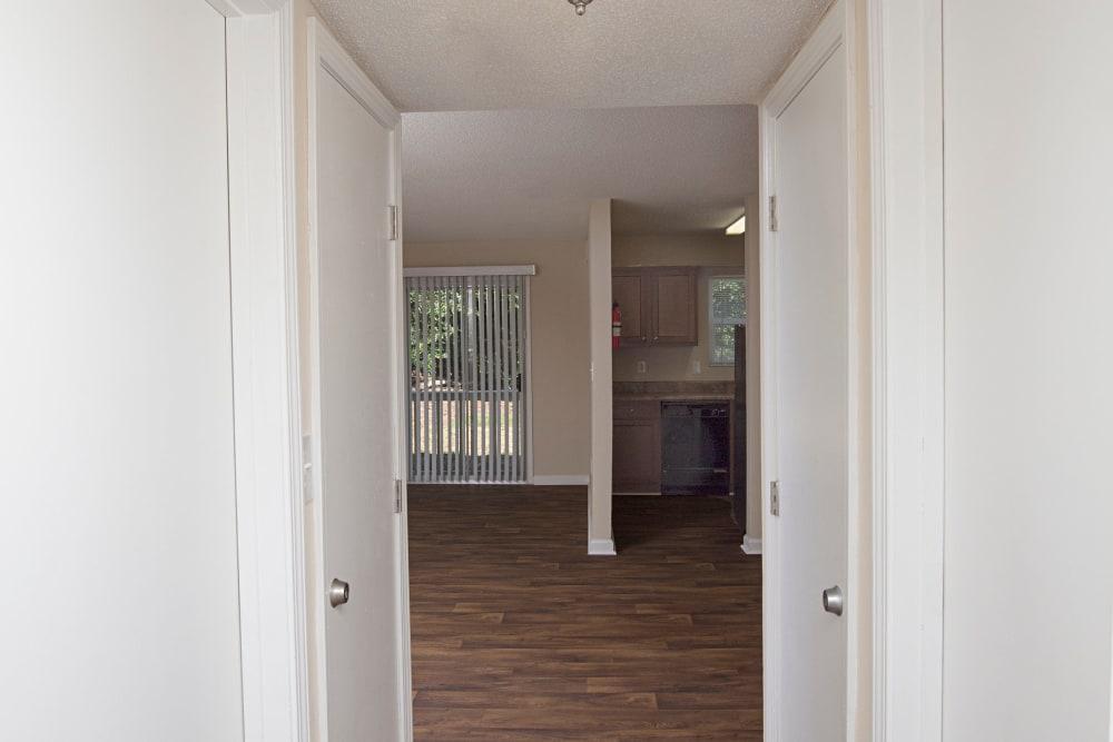 Hallway at Avondale Reserve in Avondale Estates, Georgia