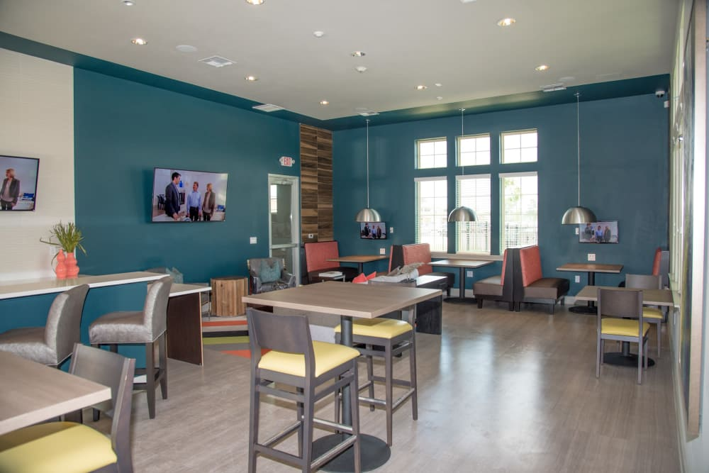 Lobby area at Springs at Country Club