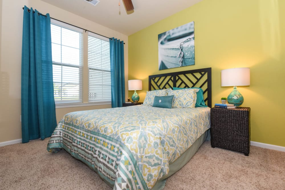 Bedroom at Springs at Country Club