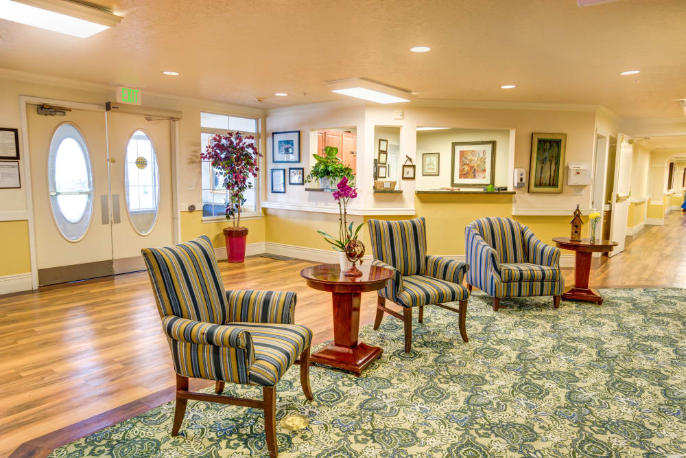 Memory Care at The Wentworth at Draper