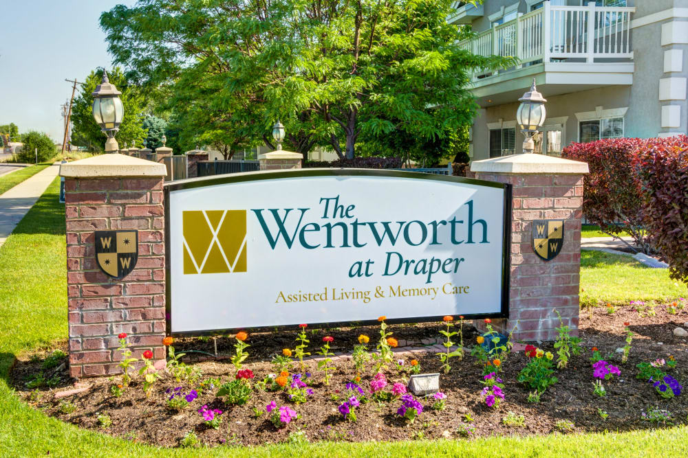 Welcome to The Wentworth at Draper