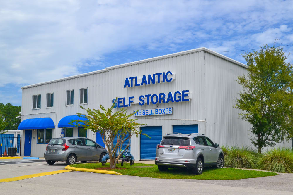 Storage Facility at Atlantic Self Storage