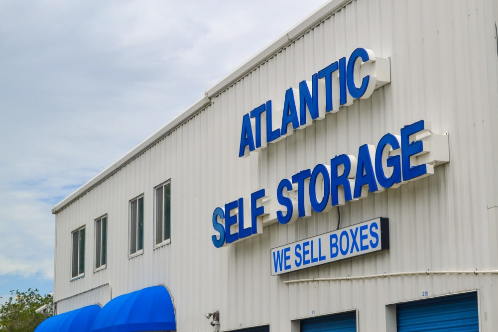 Atlantic Self Storage in Jacksonville, FL