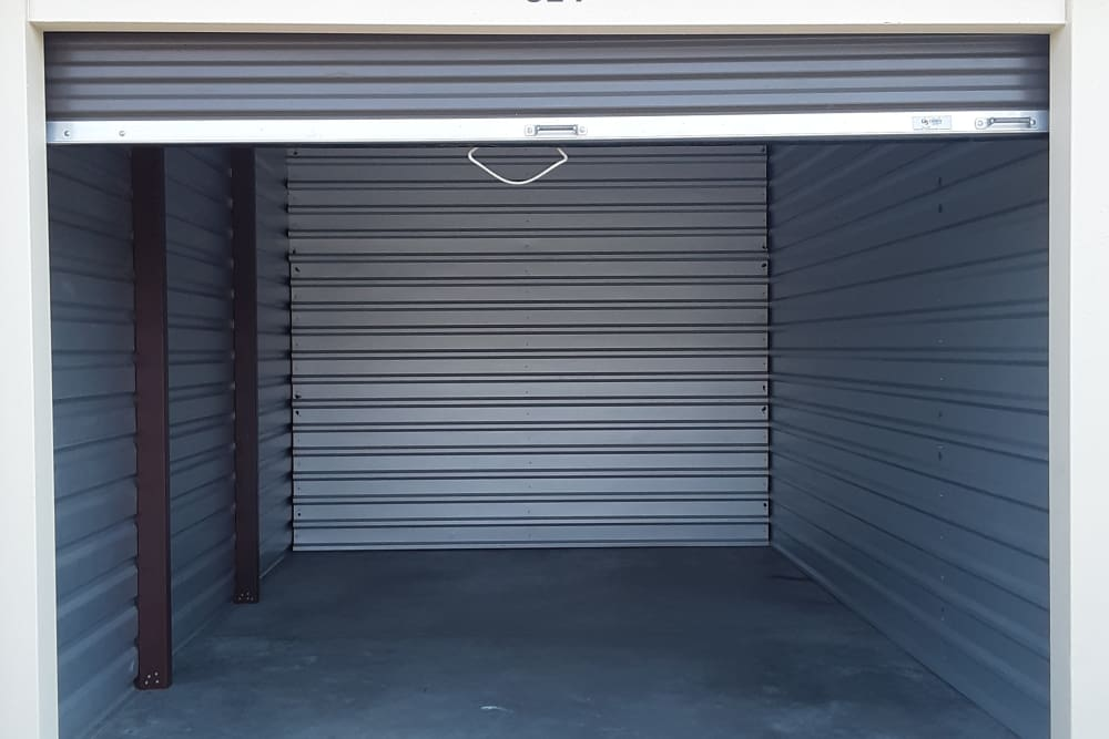 Interstate U-Stor features interior storage units in Reno, Nevada