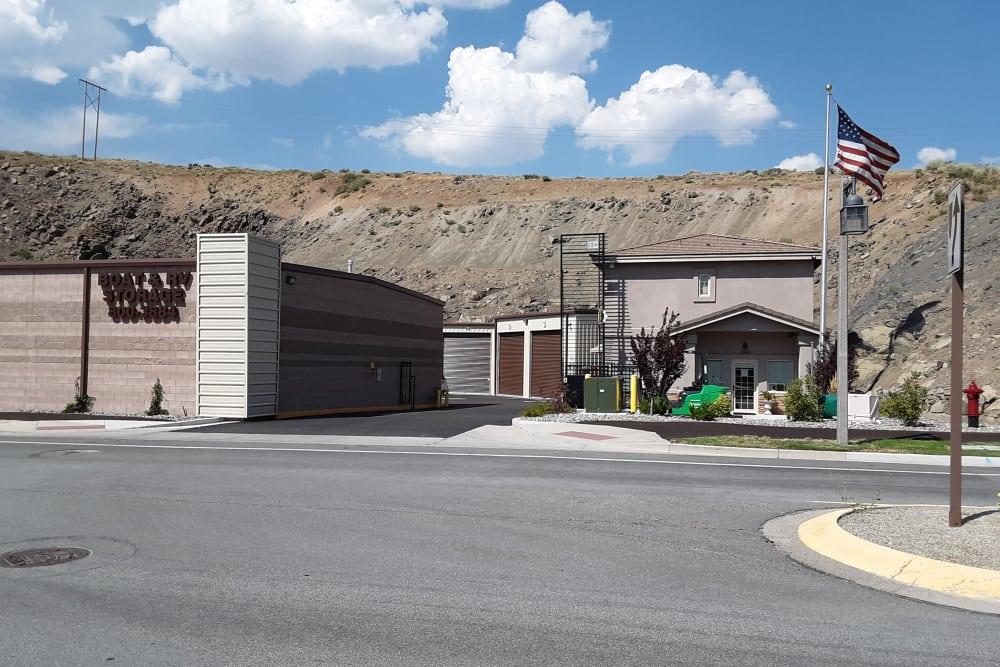 Interstate U-Stor in Reno, Nevada self storage street view