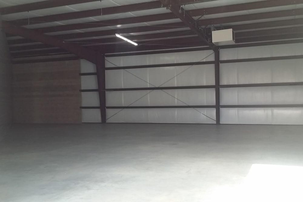 Interstate U-Stor in Reno, Nevada interior storage units