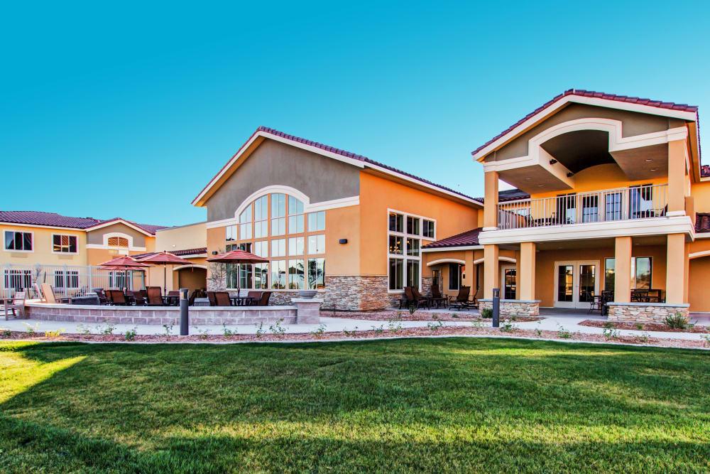 The Groves, a senior living community in Goodyear, AZ