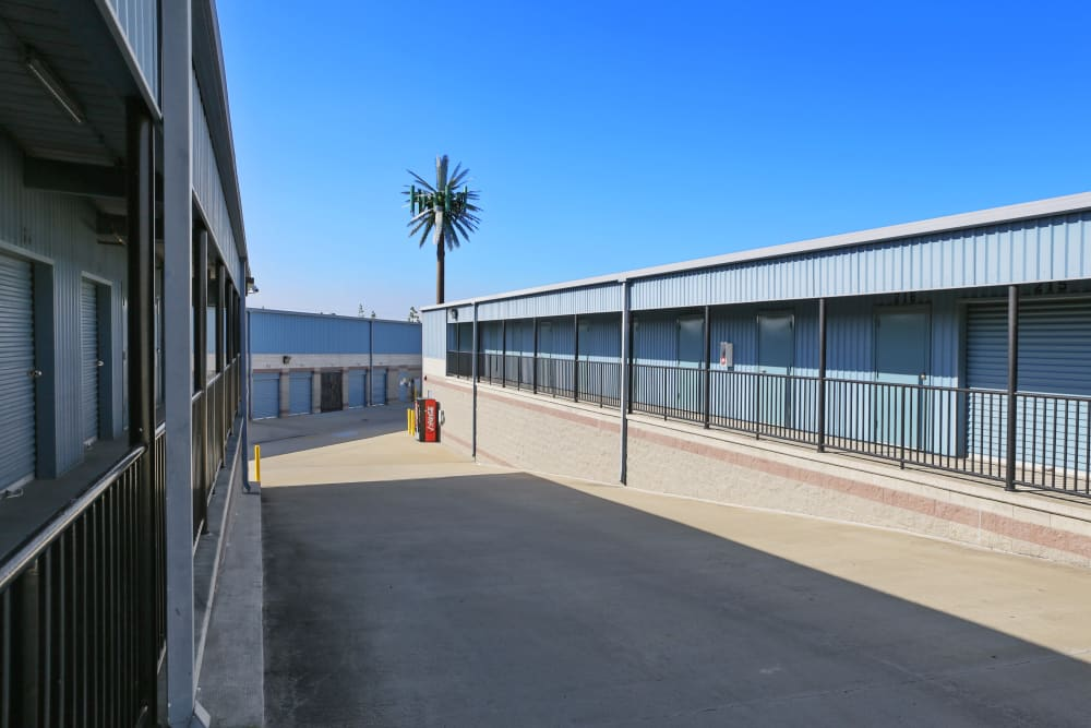 A-1 Self Storage has outdoor storage units in Anaheim, California