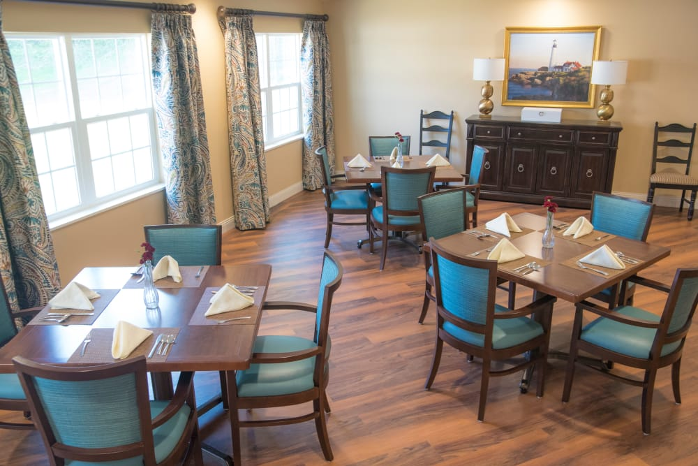 Ask about our chef-prepared meals at Brookridge Heights!