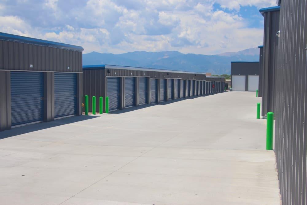 Maximum Storage Rv Amp Self Storage Units In Colorado