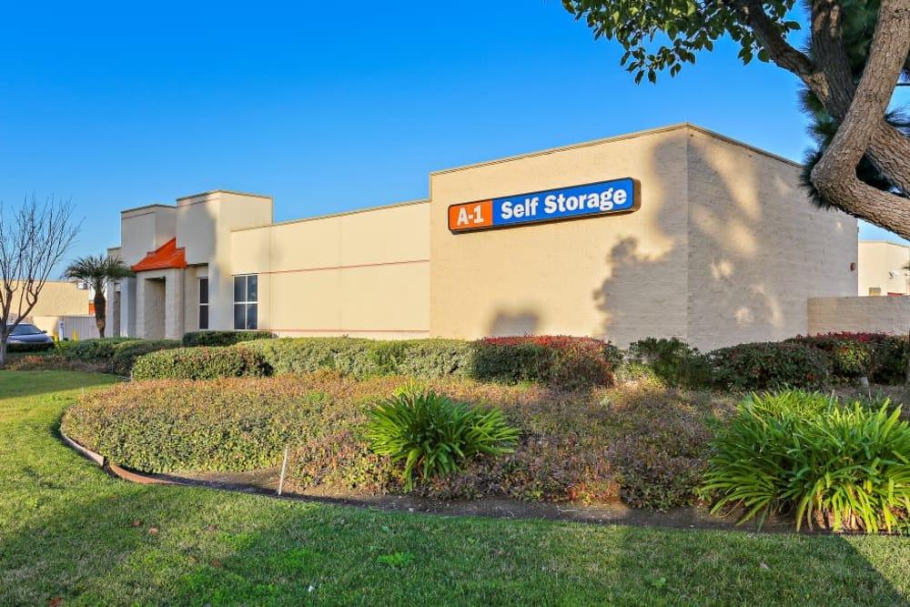 Storage facility in Huntington Beach, CA | A-1 Self Storage