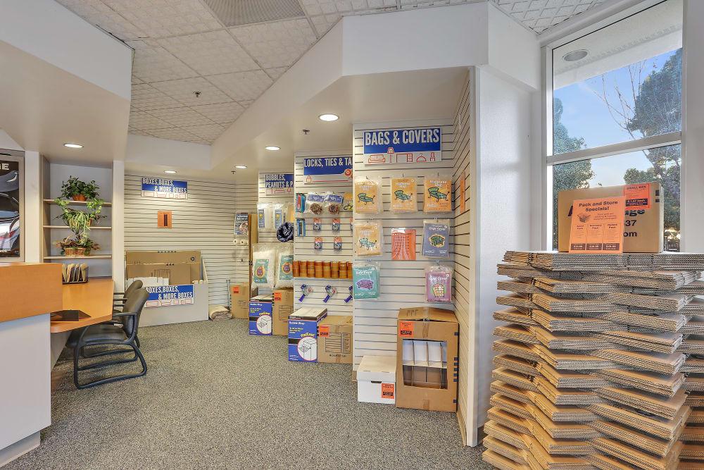packing supplies in Huntington Beach, CA | A-1 Self Storage