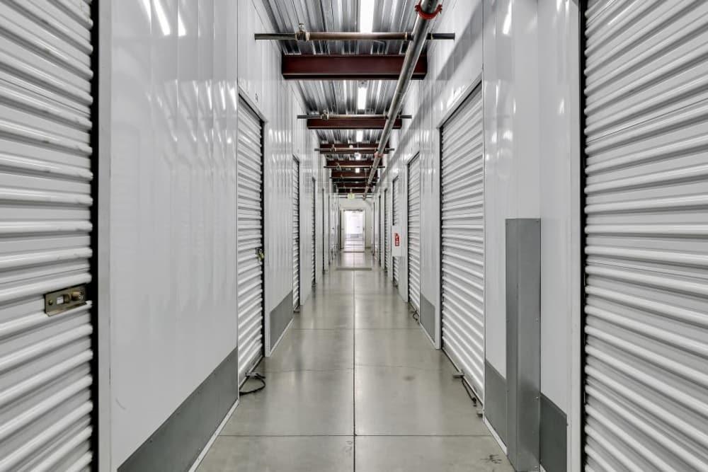 Interior storage units in San Jose, CA | A-1 Self Storage