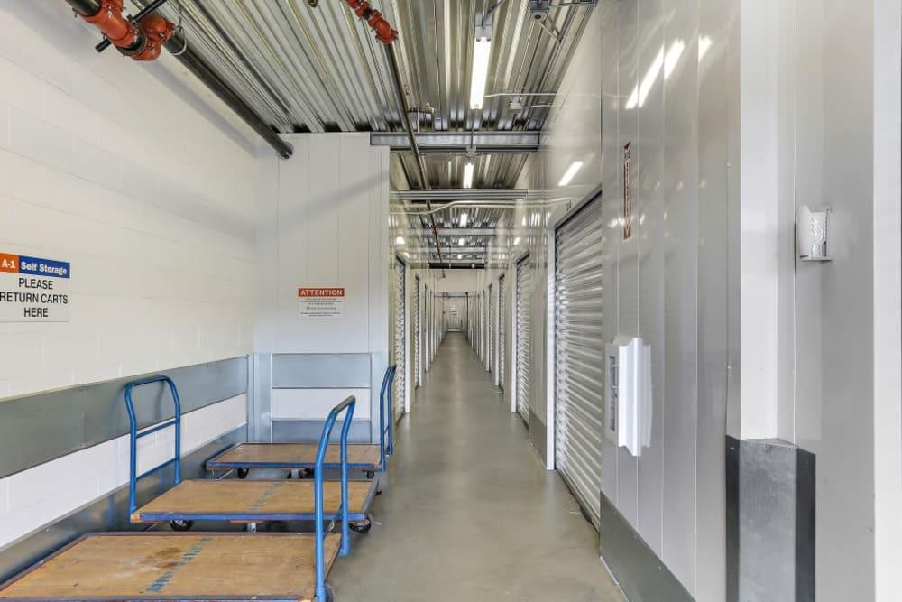 moving carts in San Juan Capistrano, CA | A-1 Self Storage