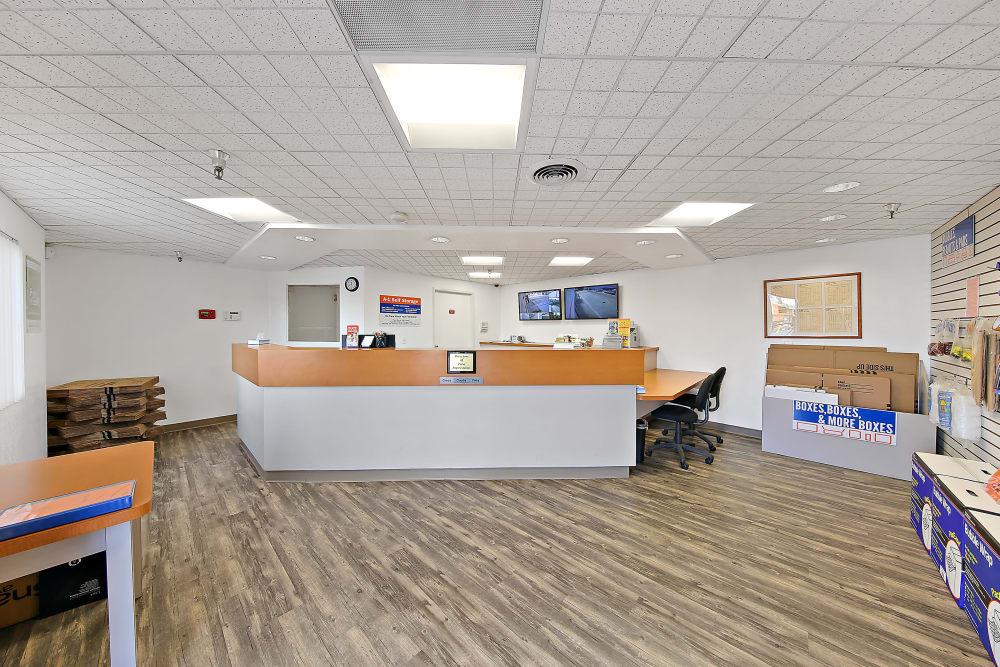 customer service area in La Mesa, CA | A-1 Self Storage