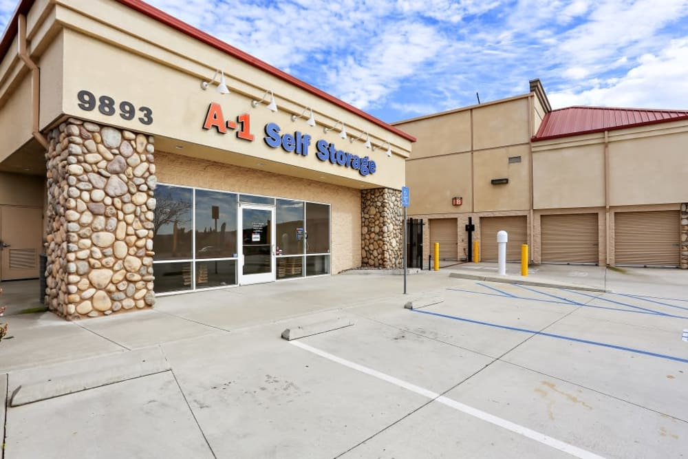 A-1 Self Storage in Lakeside, CA