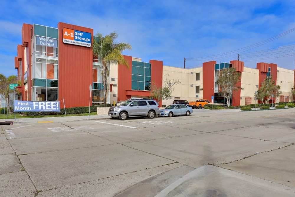 Storage facility in San Diego, CA | A-1 Self Storage