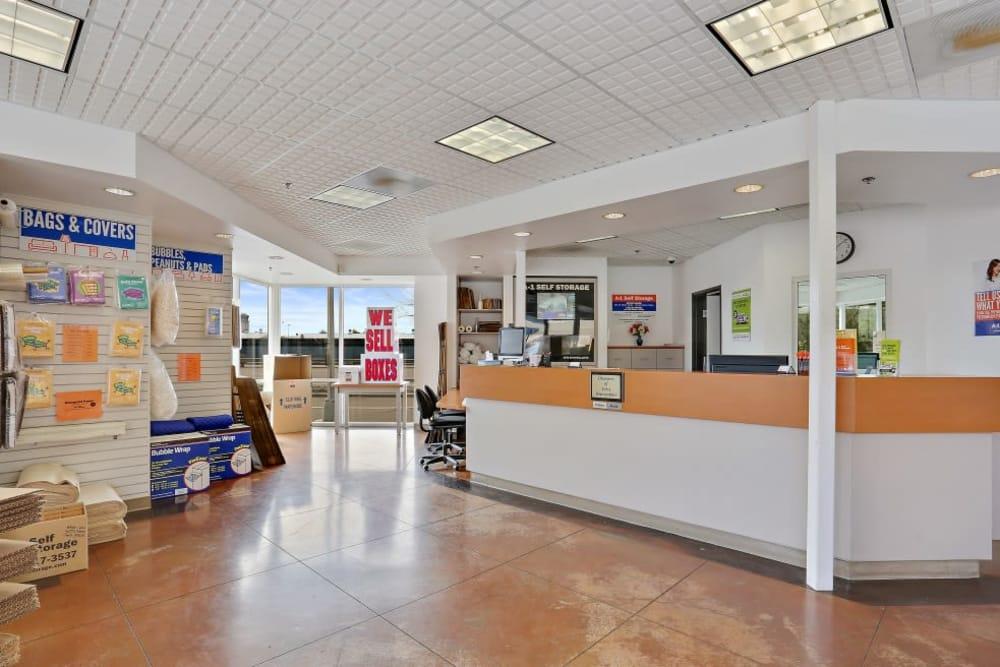 service desk San Diego, CA | A-1 Self Storage