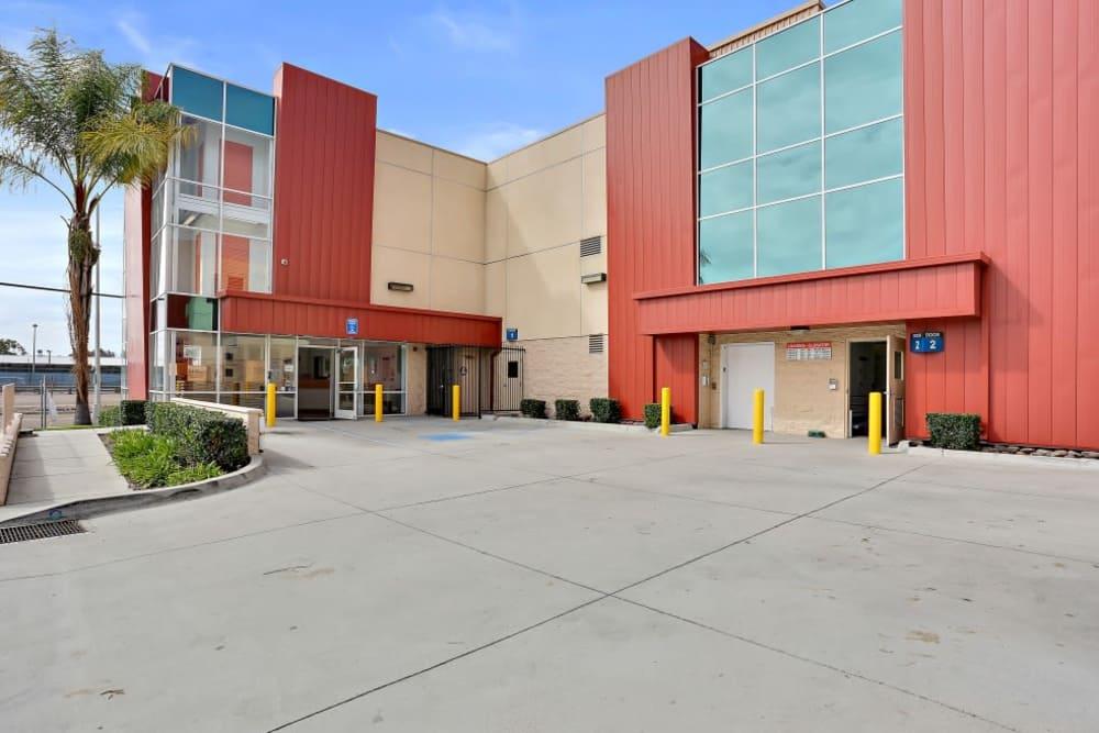 entrance to storage facility San Diego, CA | A-1 Self Storage