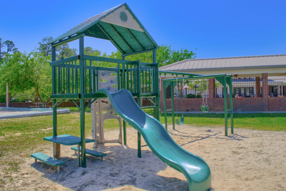 Playground at Oxford Point in Gulfport, Mississippi