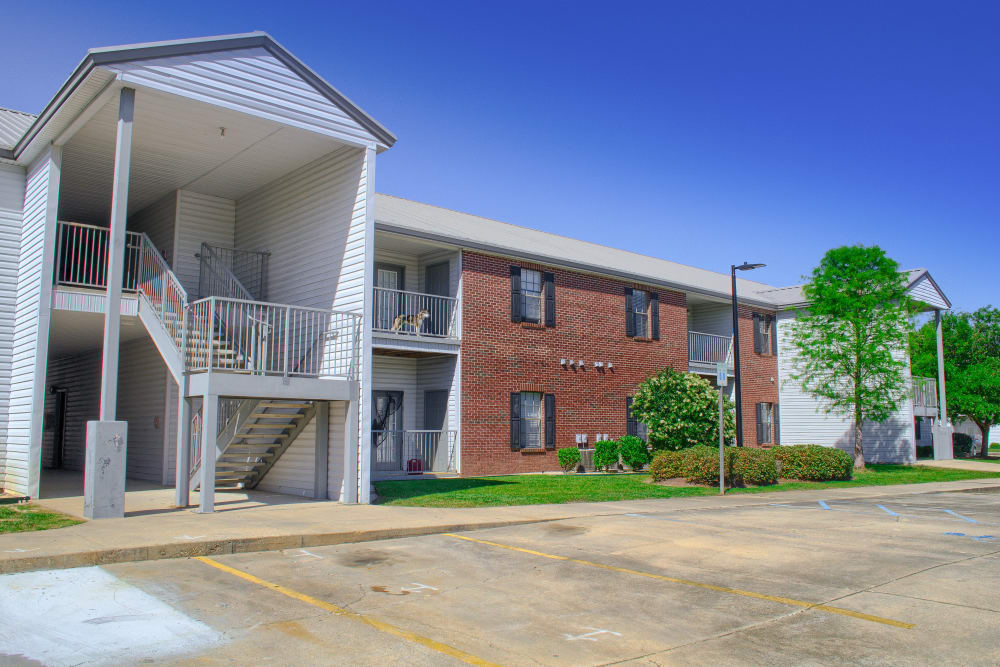 Apartment homes at Oxford Point in Gulfport, Mississippi