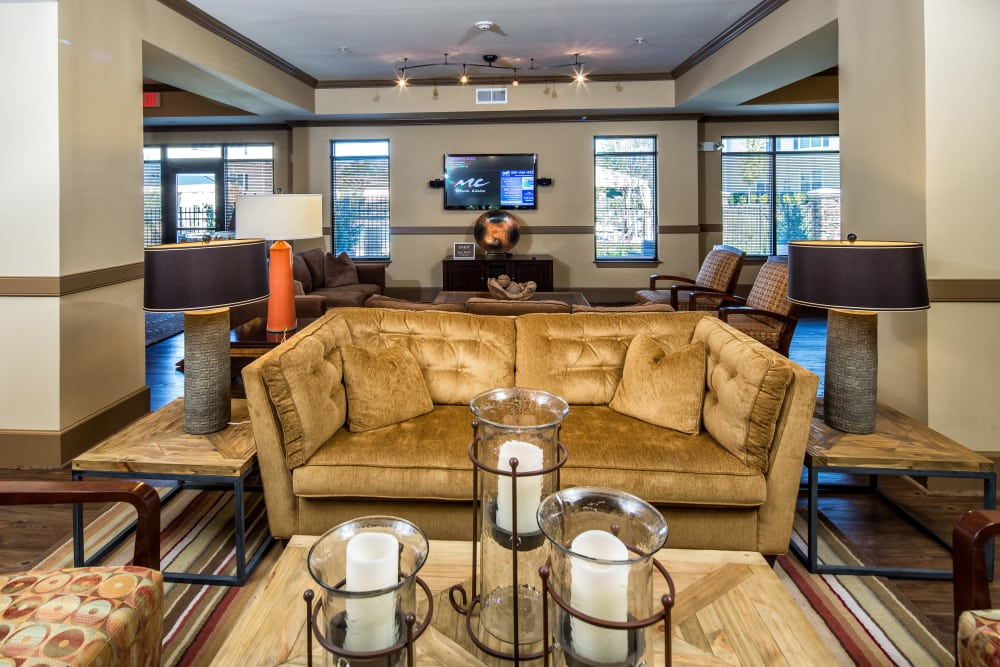 Clubhouse at Enclave at Highland Ridge in Columbus, Georgia