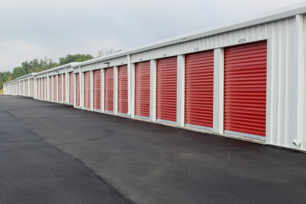 Building A for A Shur-Lock Wildcat Storage in Union, Missouri