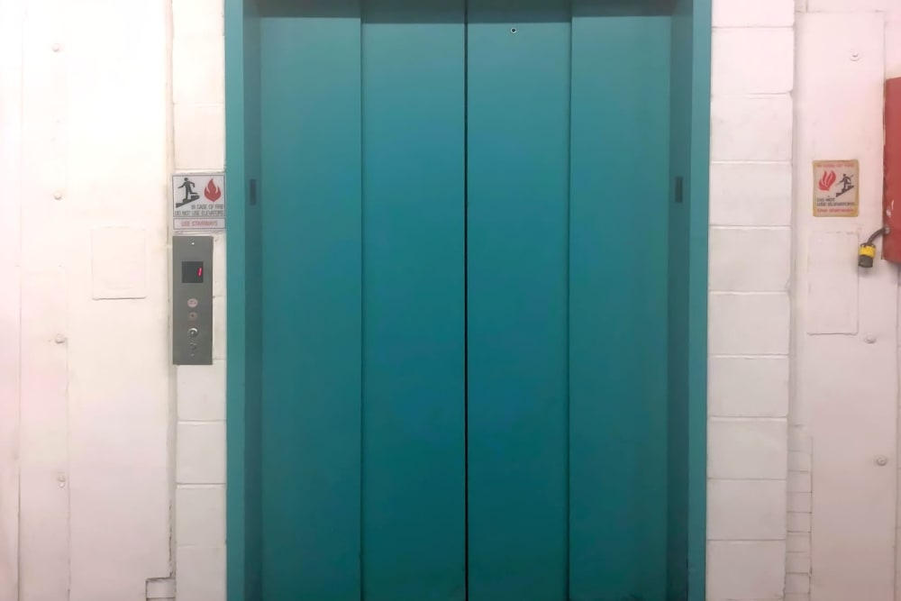 Elevator access at Prime Storage in Jamaica, New York