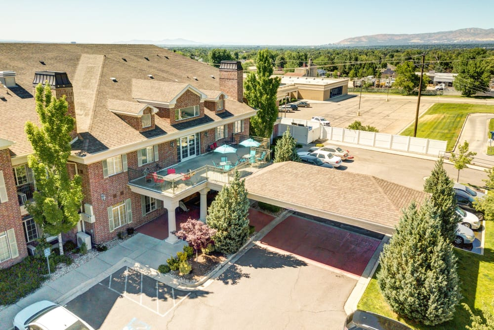The Wentworth at Coventry is a great senior living choice for Salt Lake City locals