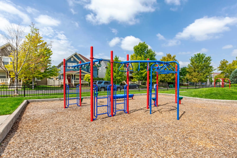 Enjoy Apartments with a Playground at Belle Creek Apartments