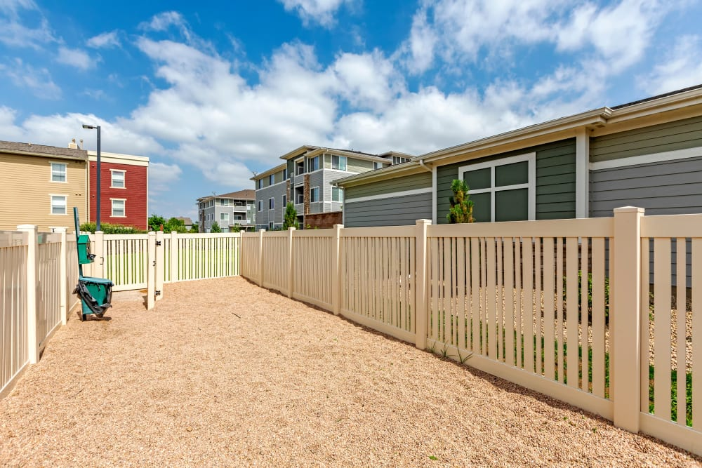 Our Apartments in Henderson, Colorado offer a Dog Park