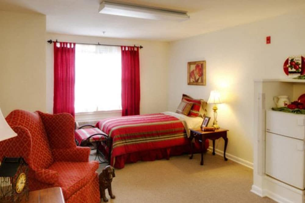 Apartment at Brookstone Assisted Living Community