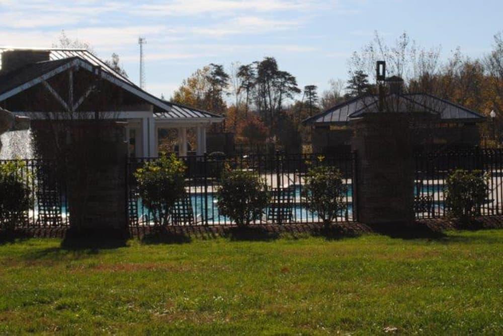 Lawn at Windsor Upon Stonecrest in Burlington, North Carolina