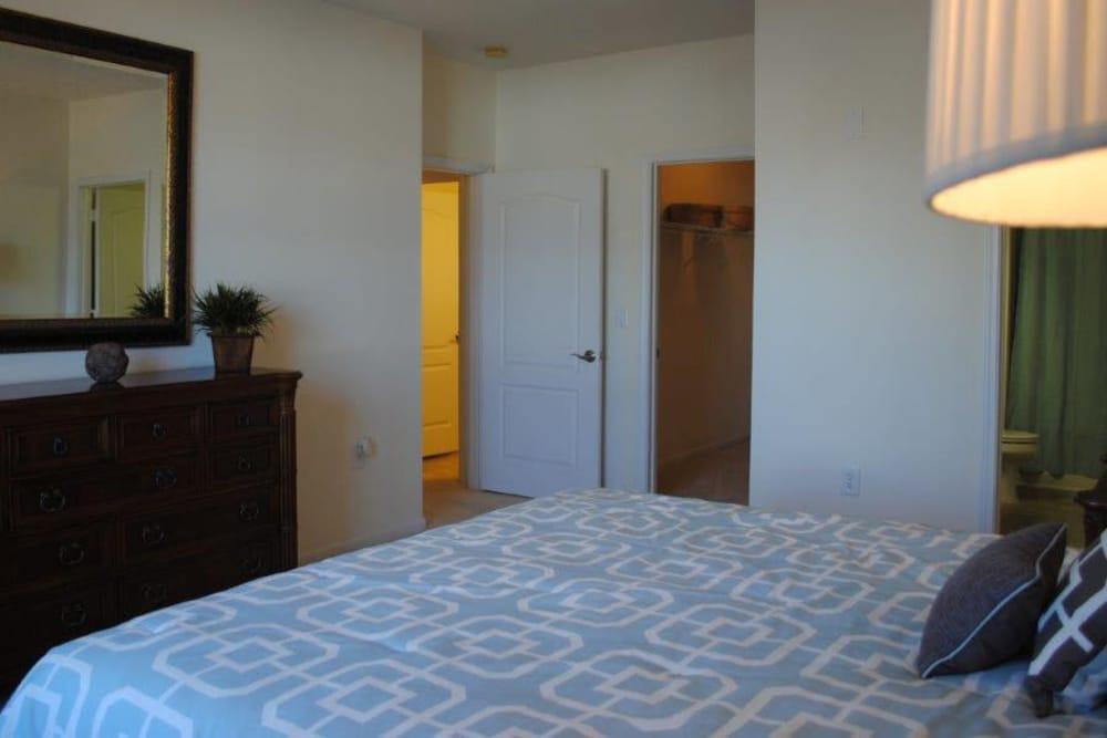 Spacious bedroom at Windsor Upon Stonecrest in Burlington, North Carolina