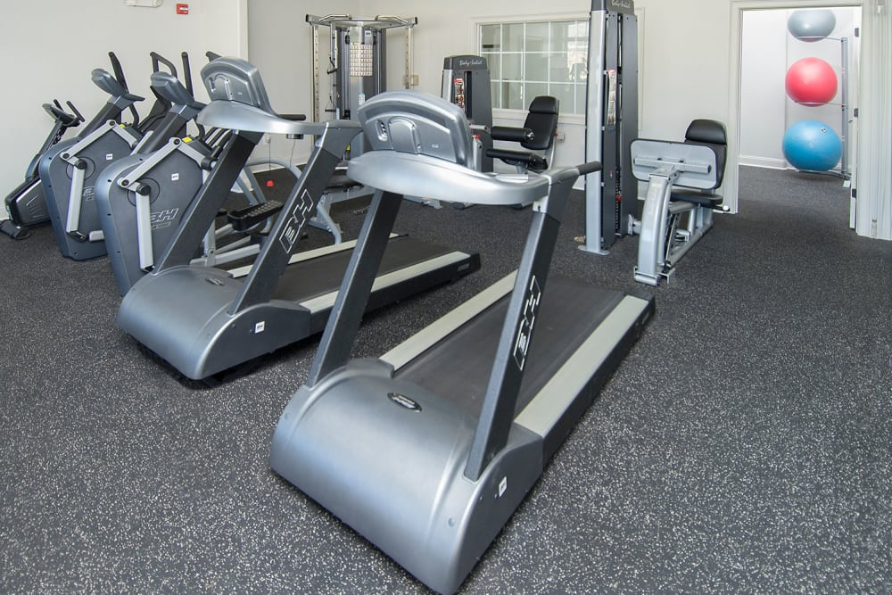 Apartments at the Venue offers a fitness center in Valley, Alabama