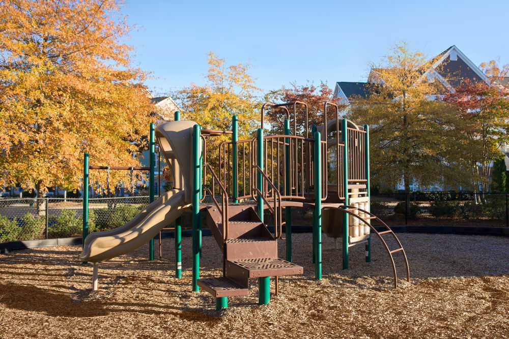 Playground at Apartments at the Venue in Valley, Alabama