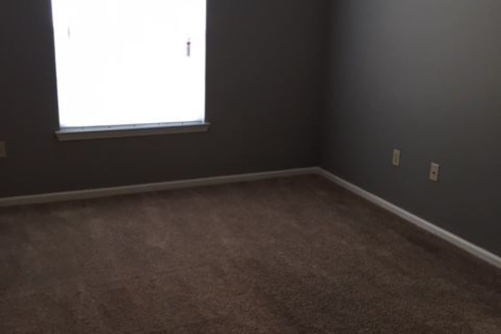 Harbin Pointe Apartments offers spacious bedrooms in Bentonville, Arkansas
