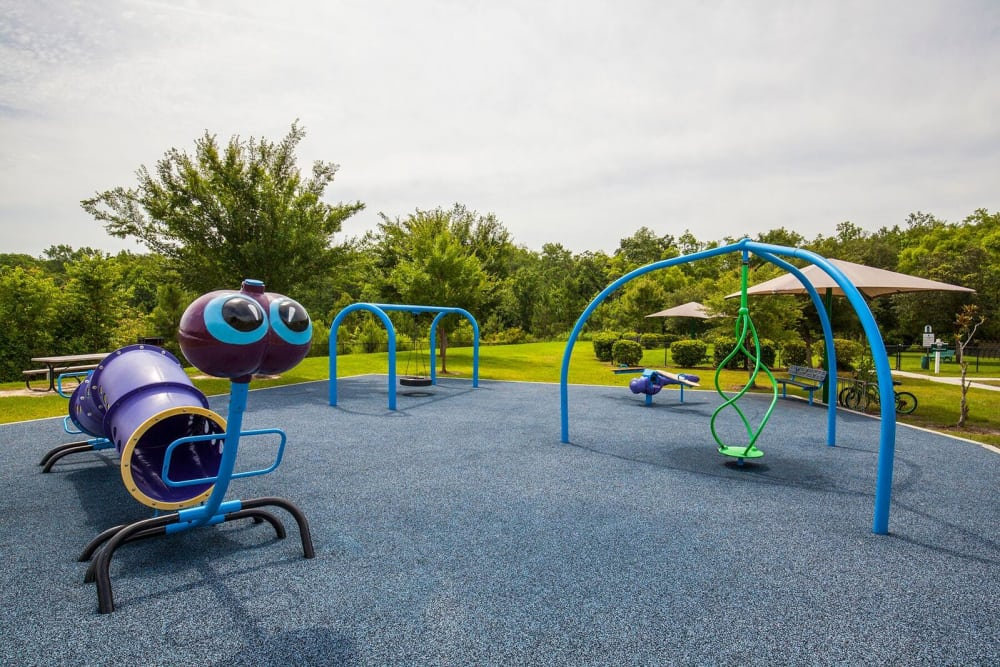 Playground at Panther Effingham Parc Apartments | Luxury Apartments in Rincon, GA